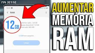 VAZOU! FUNÇÃO ESCONDIDA no Android permite LIBERAR MEMÓRIA RAM no Celular