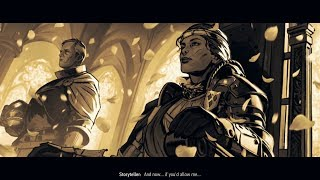 Thronebreaker: The Witcher Tales Meve & Reynard Romance