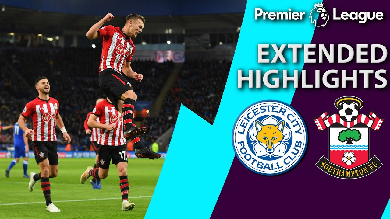 Leicester City v. Southampton | PREMIER LEAGUE EXTENDED HIGHLIGHTS | 1/12/19 | NBC Sports