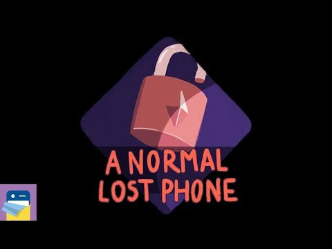 A Normal Lost Phone: iOS iPad Gameplay Preview (by Accidental Queens)