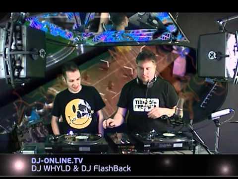 DJ FlashBack & DJ WHYLD 19/02/211