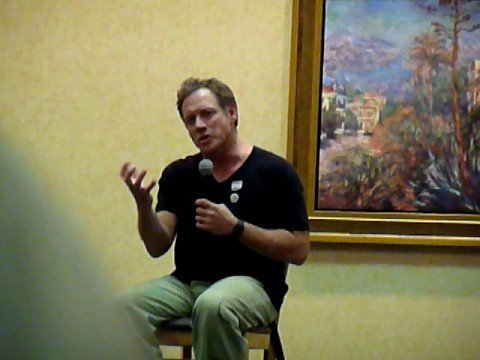 Fred Lehne - EyeCon 2008 4