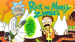 Rick and Morty Zombie Season 💀 Call of Duty Black Ops 3 Custom Zombies