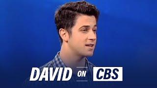 David Henrie talks about