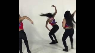 BTS Choreography for Tru Vocalz music video SuperHero ft CameronJay
