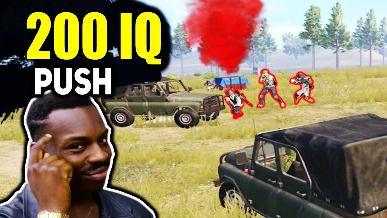 1 VS 4 PUSH = 200 IQ? | 27 KILLS VS SQUAD | PUBG Mobile + video