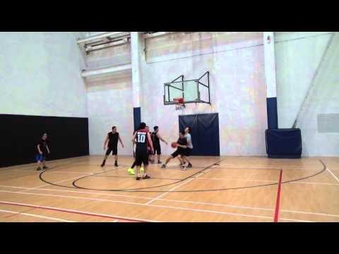 Community Center Basketball Highlights