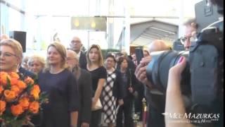 XVIII FHM - impresje- życzenia gości dla Prezydenta  Lecha Wałesy