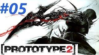 Prototype2 - Gameplay ITA #5 - Risucchio cerebrale