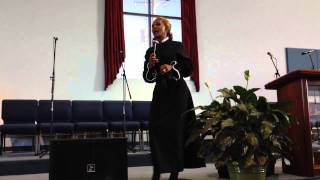 Prophetess Bernadine Bell McGhee - Are You Bent Out of Shape?