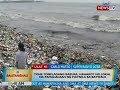 BT: Tone-toneladang basura, nahakot ng lokal ng pamahalaan ng Maynila sa Baywalk