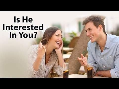 Signs A Man Is Interested In Dating You