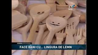 FACE BANI CU... LINGURA DE LEMN