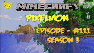 Minecraft: Pixelmon - Эпизод 111 - Прокачка орба (Pixelmon Mod)