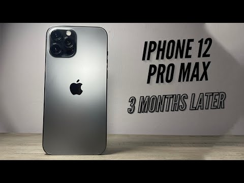 iPhone 12 Pro Max Review – 3 Months Later