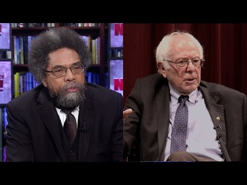 Cornel West: Unlike Bernie Sanders, I'm Not Convinced the Democratic Party Can Be Reformed