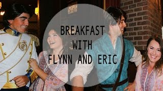 Bon Voyage Breakfast with Flynn and Eric: Vlog