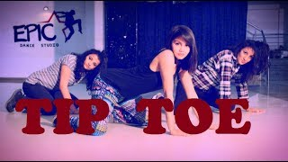Jason Derulo ft French Montana - Tip Toe | Dance Choreography by Shania Rawther