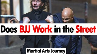 Does BJJ Work in the Street • Martial Arts Journey