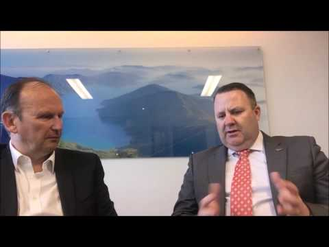 #FJchat with Malcolm Johns, Christchurch Airport on tourism in the South Island