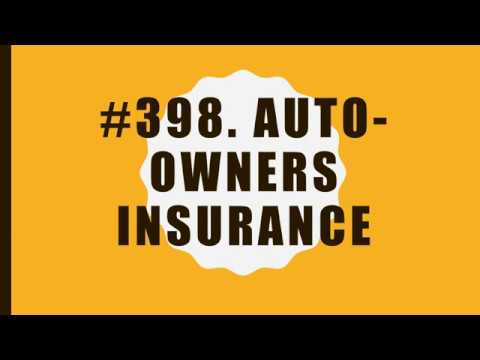 #398 Auto-Owners Insurance|10 Facts|Fortune 500|Top companies in United States