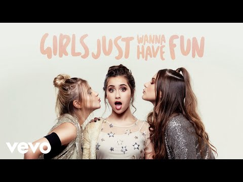 BFF Girls - Girls Just Wanna Have Fun (Pseudo Video)