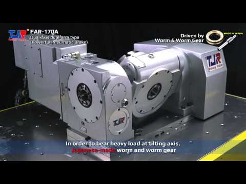 TJR Precision Tecnology Co , Ltd  - CNC rotary table(The 4th and
