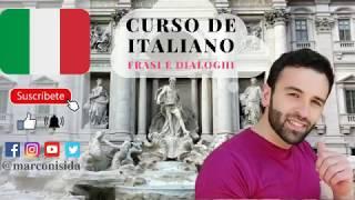 Curso de Italiano #11 Aprender Italiano con Frases Útiles y Diálogos Prácticos
