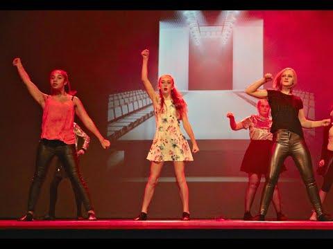 Werqin Girl Choreography | Anna Fiorentini Theatre & Film School