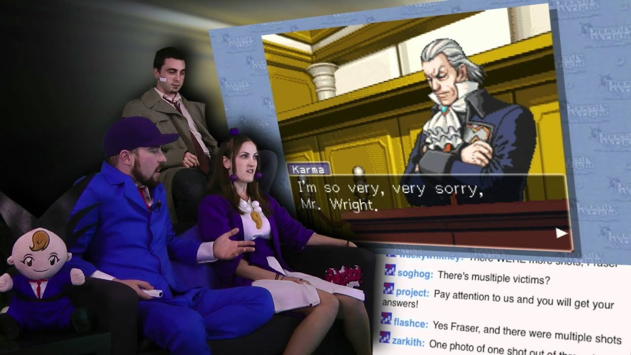 Picture Perfect! - Phoenix Wright is AWESOME! - Part 59 - Picture Perfect! - Phoenix Wright is AWESOME! - Part 59