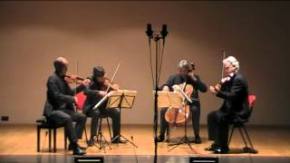 Quartetto Auryn - J. Haydn - quartetto op 64 n 6  - allegretto (1/4)