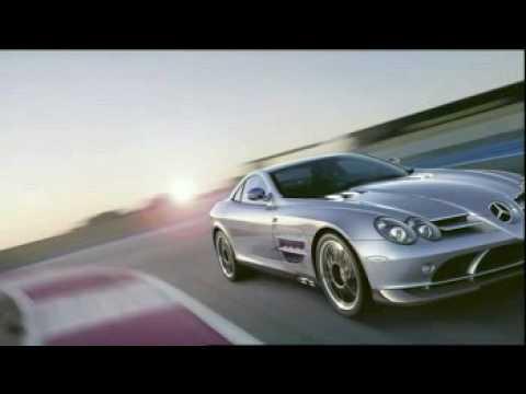 Motorweek Video of the 2007 Mercedes-Benz SLR McLaren