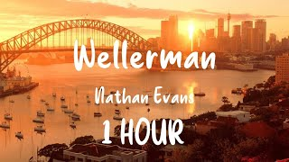 Nathan Evans - Wellerman Sea Shanty 8D Lyrics 1 Hour