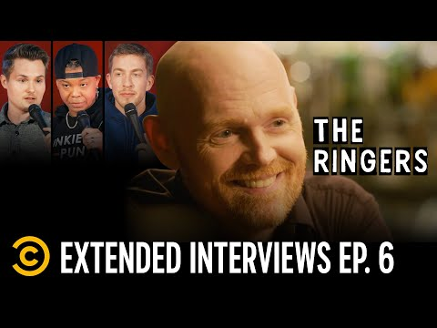 Bill Burr Digs Into Comedians' Stories About Quitting College, Stalking Exes & More - The Ringers