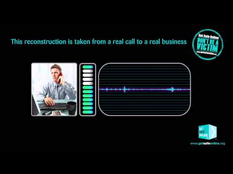 Reconstruction of actual vishing call to a small business - Alfie Johnson