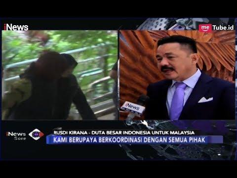 Dubes RI untuk Malaysia Sampaikan Pesan Jokowi soal Pembebasan Siti Aisyah - iNews Sore 11/03