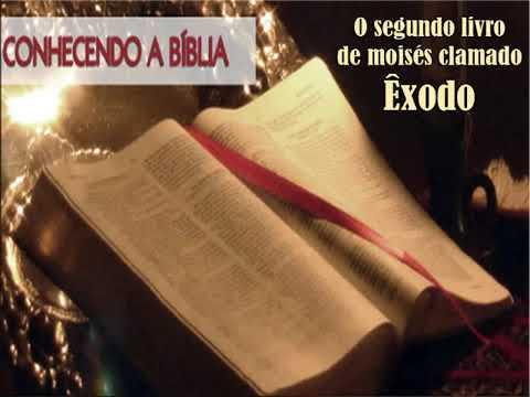 O Segundo Livro De Moisés Chamado ÊXODO -BIBLIA SAGRADA