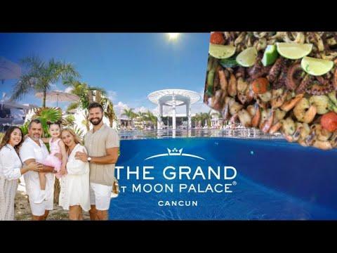 THE GRAND EXPERIENCE•MOON PALACE CANCUN MEXICO•Annalisa's 2020 FULL Family Vacation•8/6-13•covid?!?