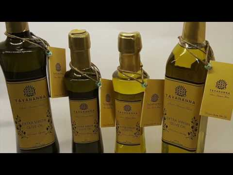 Tavananna Olive Oil Production Film