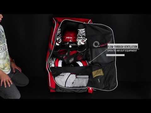 GRIT HTFX Hockey Tower™ Bag (Hockey Tutorial Video)