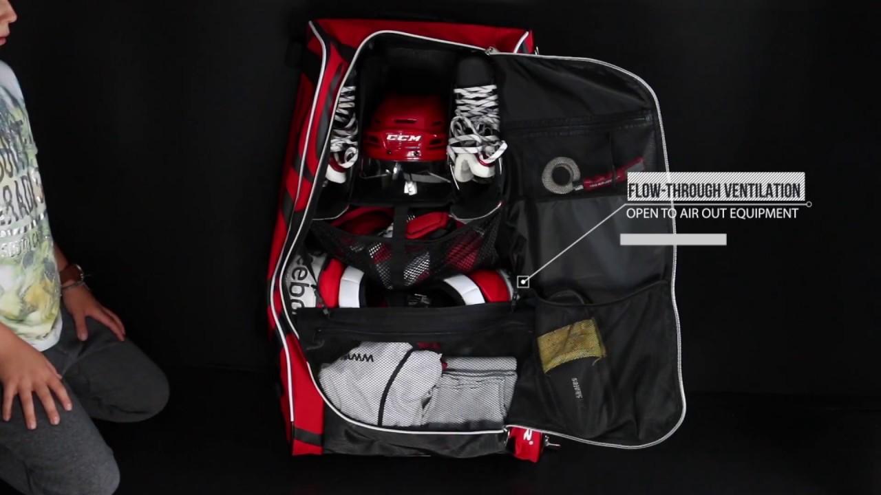 Grit Htfx Hockey Tower Bag Tutorial Video