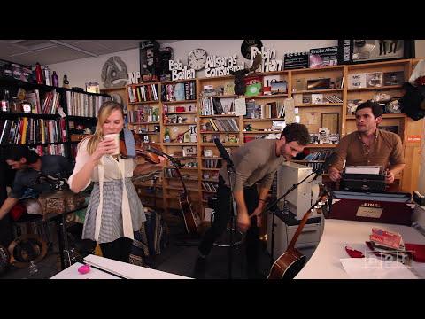 River Whyless: NPR Music Tiny Desk Concert
