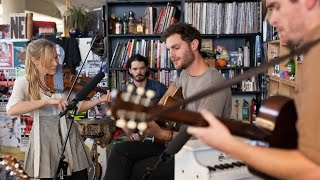 River Whyless: NPR Music Tiny Desk Concert