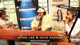 Spike Lee & Nate Parker Discuss the Black Church, Hip Hop Nation Sirius XM