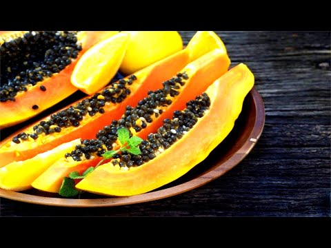 Start Eating Papaya Seeds Right Now They Are a Magical Cure for Gut, Liver, Kidney and Other disease