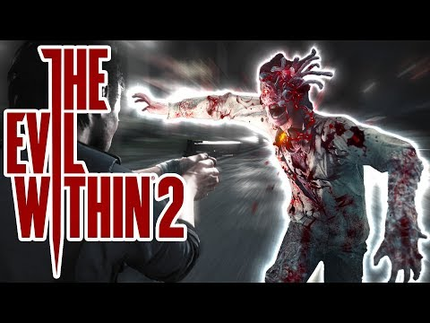 I NEED A BETTER SHOOTY | The Evil Within 2 - Part 4