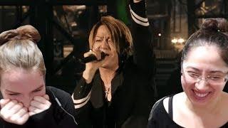 GLAY 誘惑(Miracle Music Hunt Forever 5/31Ver.) Reaction Video Origi...