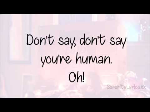 """The Chainsmokers """"Don't Say"""" Ft. Emily Warren With On-Screen Lyrics"""