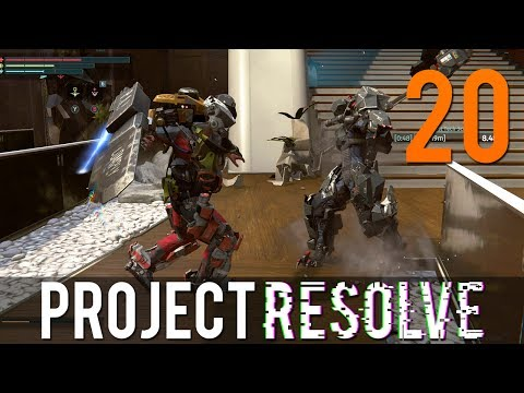 [20] Project Resolve (Let's Play The Surge PC w/ GaLm)