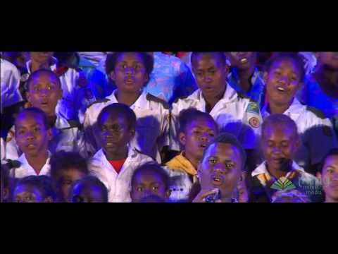 iThirst Pathfinders Camporee Day 1 Music - Special Item Solomon Island Choir - Jerusalem
